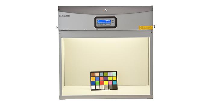 SpectraLight QC标准光源对色灯箱-爱色丽标准光源灯箱